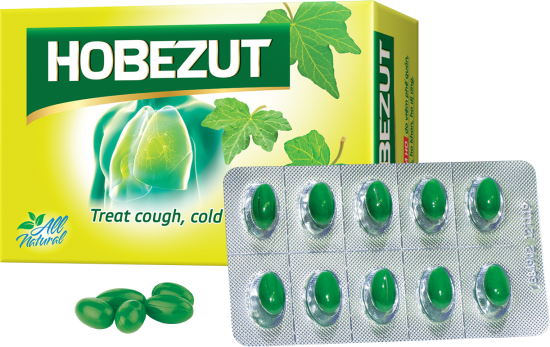SOFT CAPSULE COUGH - BEZUT